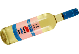 Monsieur blanc Sauvignon blanc 2020