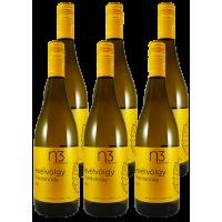 Levélvölgy chardonnay 2020 (6 palack)