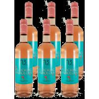 Flocking Fabulous - Cabernet franc rozé 2020 (6 palack)
